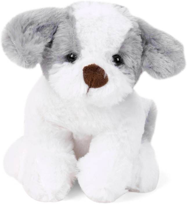 Starwalk Dog Plush Grey & White colour 23 cm  - 23 cm