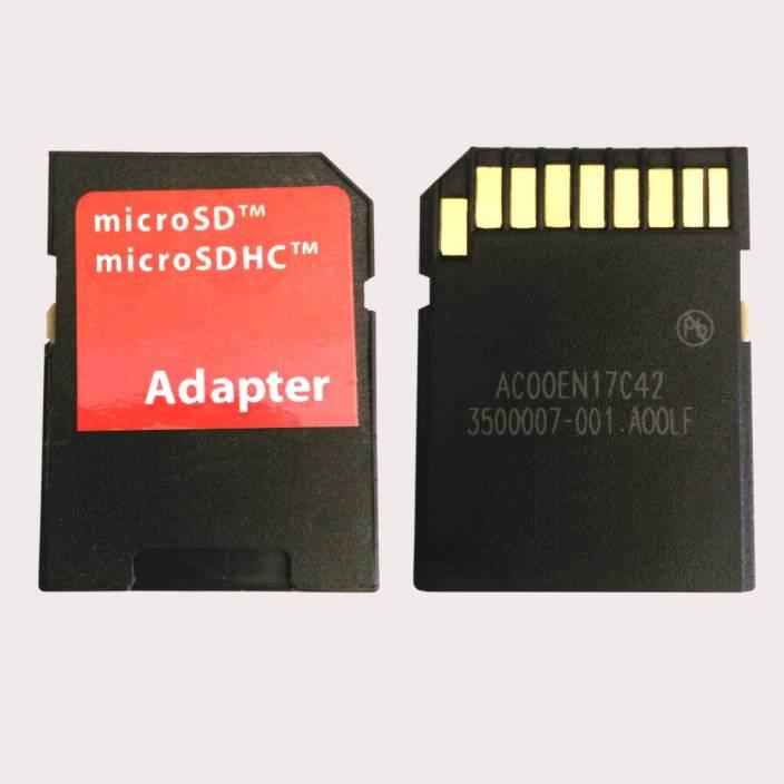 Newbie Micro SD Card Adapter Card Reader