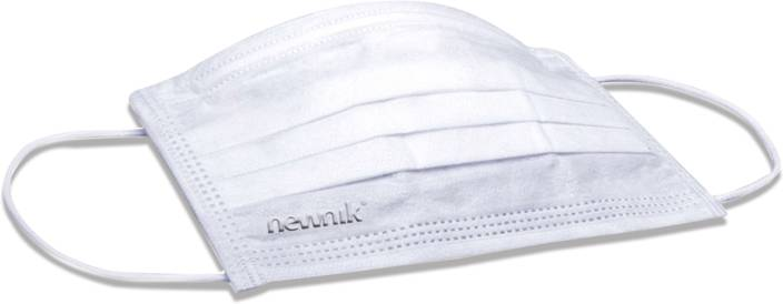 Newnik Disposable / Surgical Elastic Face 3Ply Mask