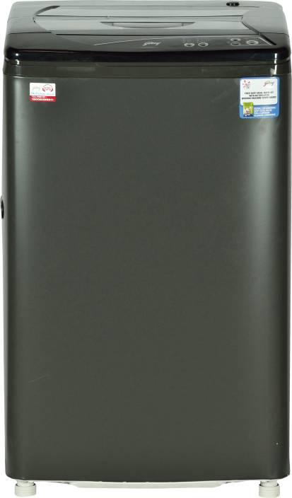 Godrej 6.2 kg Fully Automatic Top Load Washing Machine Grey