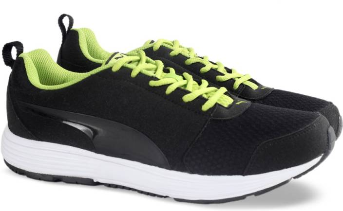 1daaca32152 Puma Octans IDP Running Shoes For Men - Buy Puma Black-Puma White ...