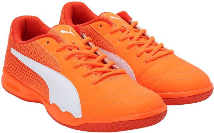 e4c34882bfb Puma Veloz Indoor NG Running Shoes For Men - Buy Shocking Orange ...