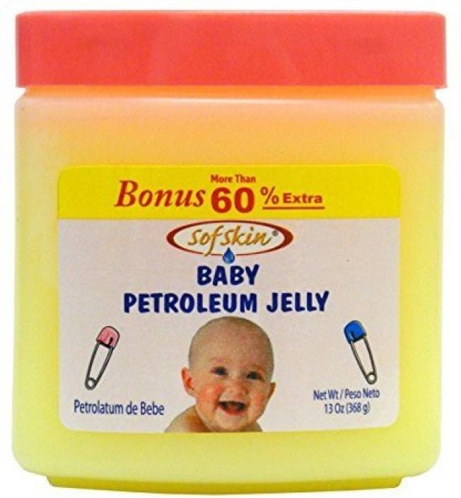 Sofskin Baby Petroleum Jelly 368 gm