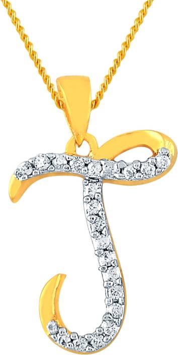Dcjewels Marvellous Alphabet J Letter With Chain For Men