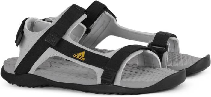 a7e2a84acd6b ADIDAS Men CBLACK TACYEL SILVMT Sports Sandals - Buy CBLACK TACYEL SILVMT  Color ADIDAS Men CBLACK TACYEL SILVMT Sports Sandals Online at Best Price -  Shop ...
