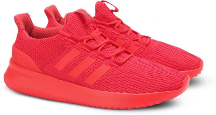 Comprar > adidas cloudfoam red shoes  