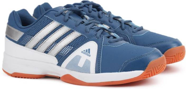 7d5578dd3a42 ADIDAS NET SETTERS INDOOR Badminton Shoes For Men - Buy CORBLU ...