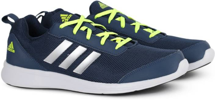 brand new ff39e c2c95 ADIDAS YKING 1.0 M Running Shoes For Men (Blue)