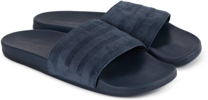 size 40 9ec97 eb7c9 ADIDAS ADILETTE CF ULTRA Slides - Buy CONAVYCONAVYCONAVY Color ADIDAS  ADILETTE CF ULTRA Slides Online at Best Price - Shop Online for Footwears  in India ...