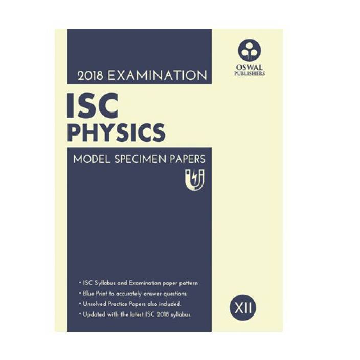 Isc model specimen papers of physics for class xii 2018 examinations isc model specimen papers of physics for class xii 2018 examinations malvernweather Gallery