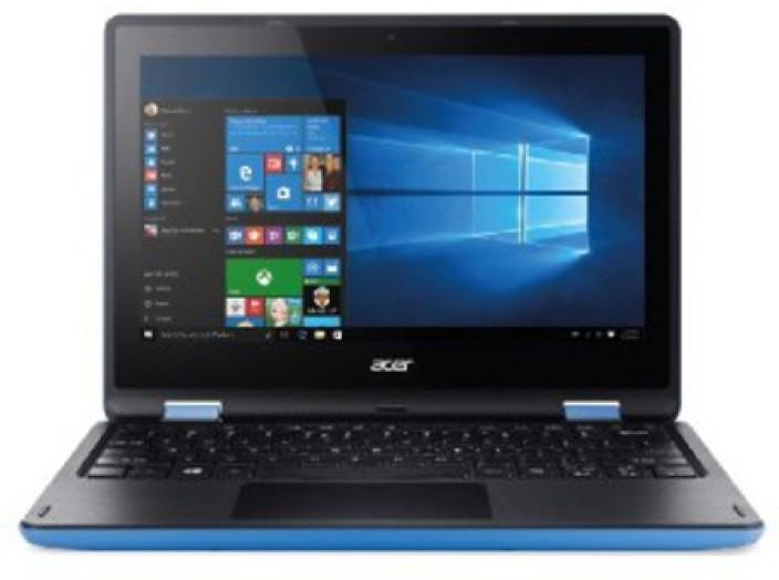 Acer Aspire R11 Pentium Quad Core - (4 GB/500 GB HDD/Windows 10 Home) R3-131T-P9J9/r3-131t-p71c 2 in 1 Laptop (11.6 inch, Light Blue, 1.58 kg) Home