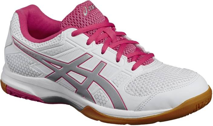 1e71fd4830f8 Asics Gel-Rocket 8 Badminton Shoes For Women (Multicolor)