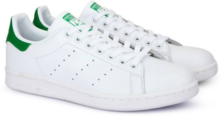 info for 1c084 7af16 ADIDAS ORIGINALS STAN SMITH Sneakers For Men (White)