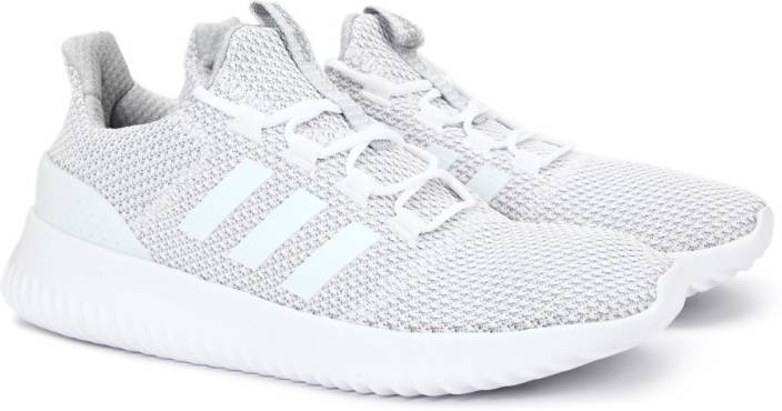 low priced 15e0a db979 ADIDAS NEO CLOUDFOAM ULTIMATE Running Shoes For Men (White, Off White)