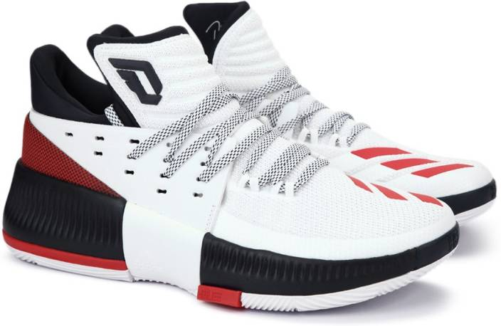 quality design 6d97f 1a2fe ADIDAS DAME 3 Basketball Shoes For Men (Multicolor)