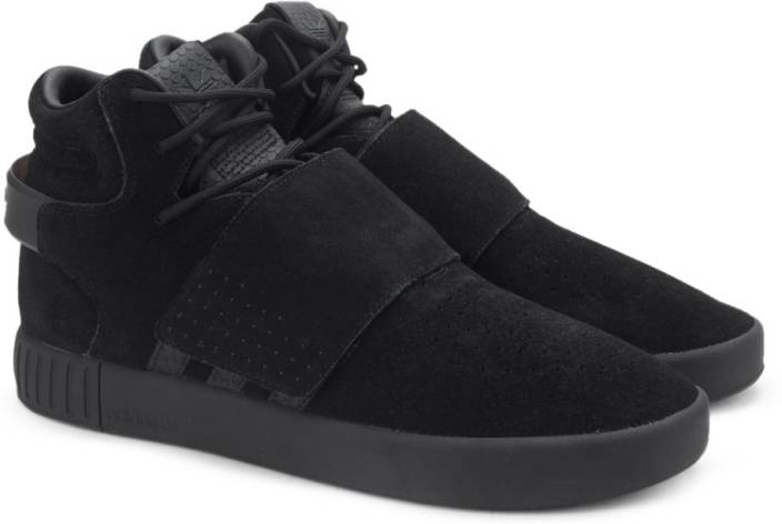 fc823b8029f9 ADIDAS ORIGINALS TUBULAR INVADER STRAP Sneakers For Men - Buy CBLACK ...