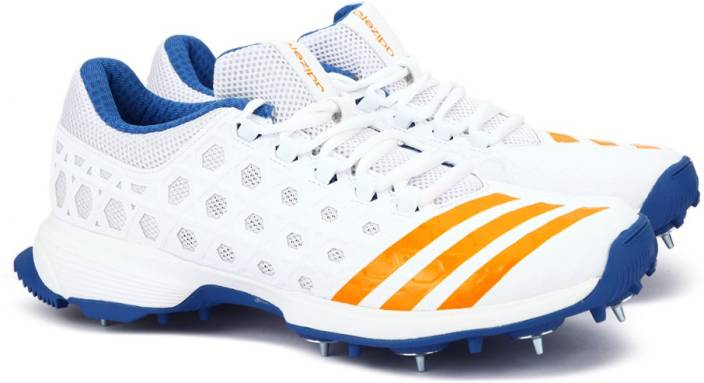 ADIDAS SL22 Cricket Shoes For Men - Buy FTWWHT BORANG BLUE Color ... d9eb91d9f