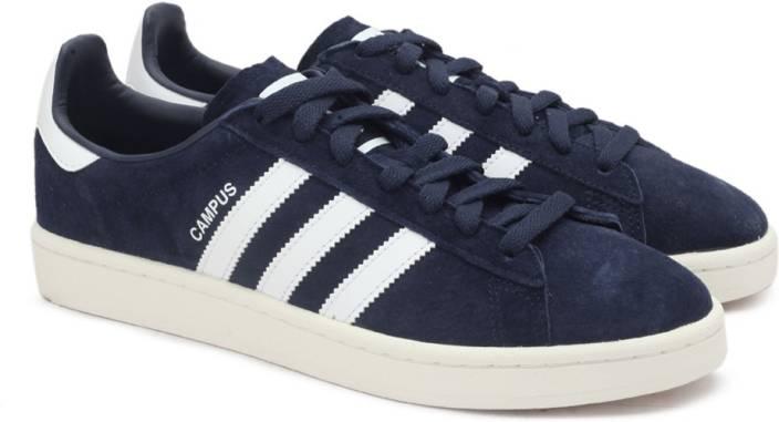 07d84b13f58 ADIDAS ORIGINALS CAMPUS Sneakers For Men - Buy DKBLUE FTWWHT CWHITE ...