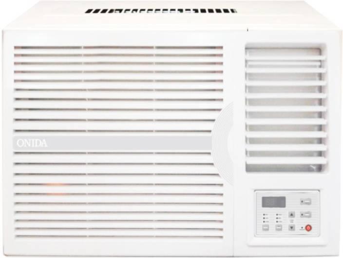 Onida 1.5 Ton 5 Star BEE Rating 2017 Window AC  - White