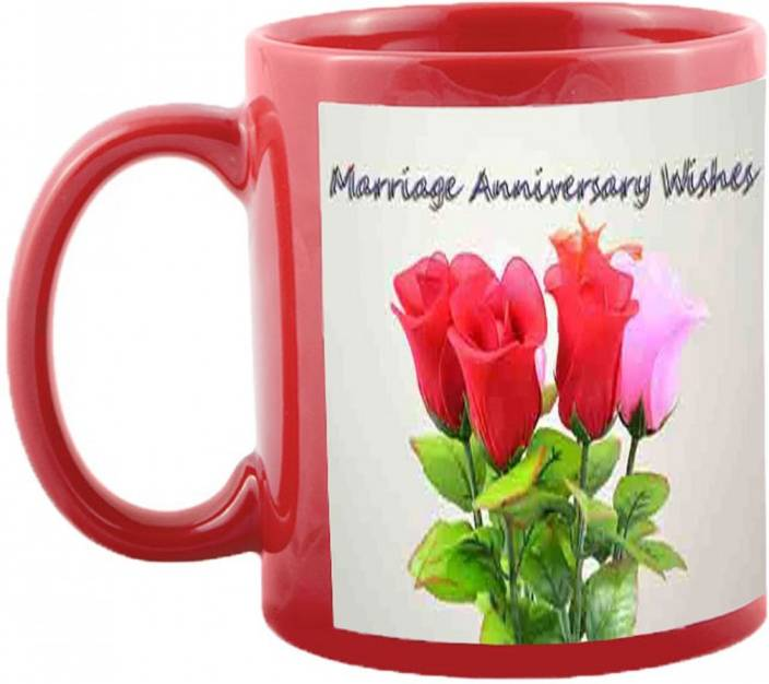 Jmdprinrts Personalized Happy Marriage Anniversary Wishes Printed