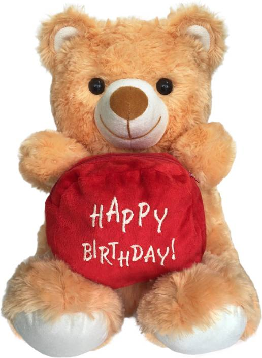 247bb63f191 Ultra Happy Birthday Teddy Soft Toy - 15 inch - Happy Birthday Teddy ...