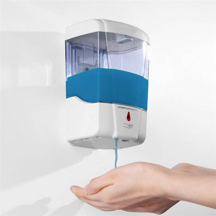 Wishpool Automatic Bathroom Liquid Soap 700 Ml Sensor Equiped Soap