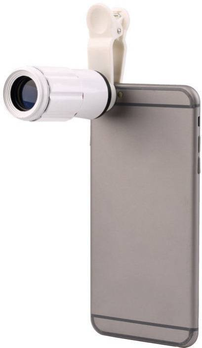 Technuv 8x Optical Zoom HD Telescope Camera Lens Mobile Phone Lens