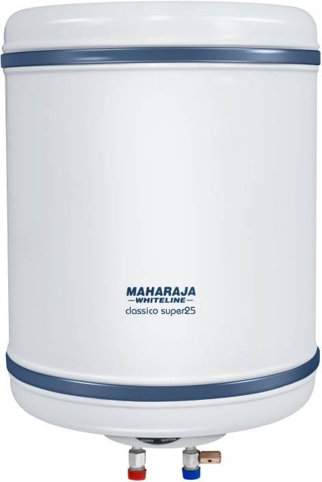 Maharaja Whiteline 25 L Storage Water Geyser