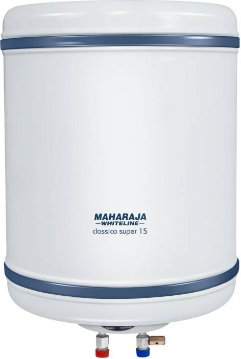 Maharaja Whiteline 15 L Storage Water Geyser