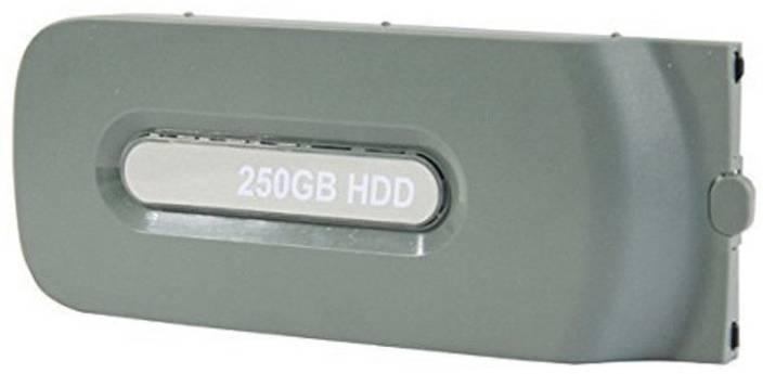 TCOS Tech Xbox 360 Fat 250 GB External Hard Disk Drive