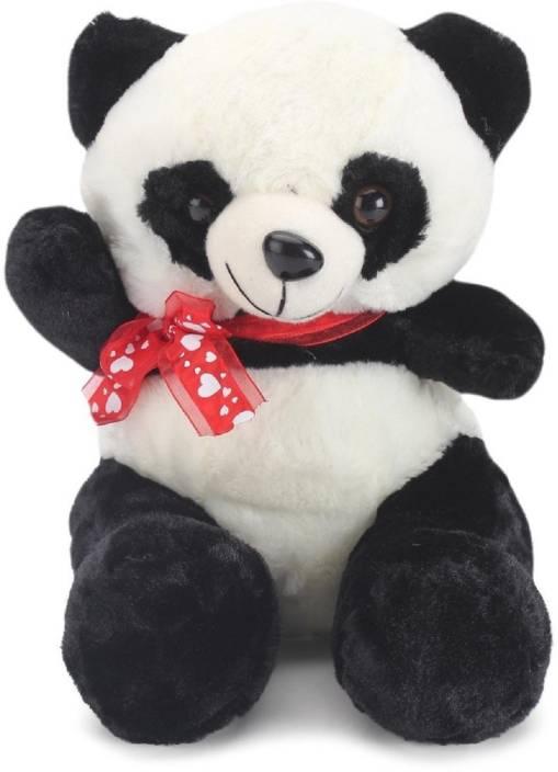 Skylofts Stuffed Soft 95cm Imported Cute Panda Teddy Bear Plush Toy - 95 cm  (Black 300c6414f