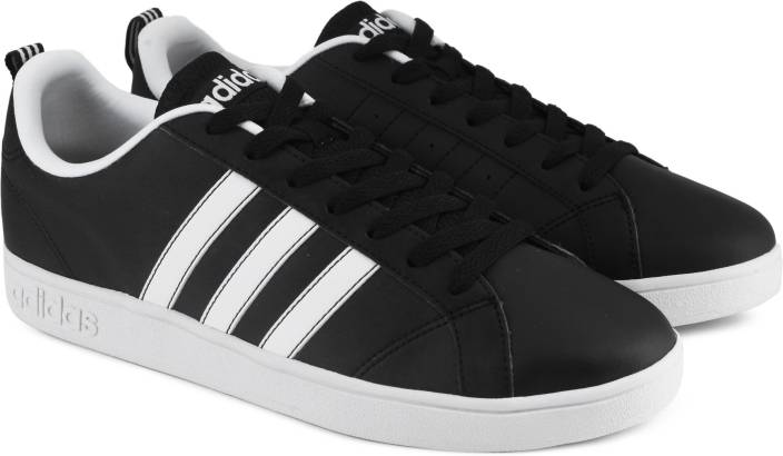 best service 6dee9 56bd6 ADIDAS NEO VS ADVANTAGE Tennis Shoes For Men (Black)