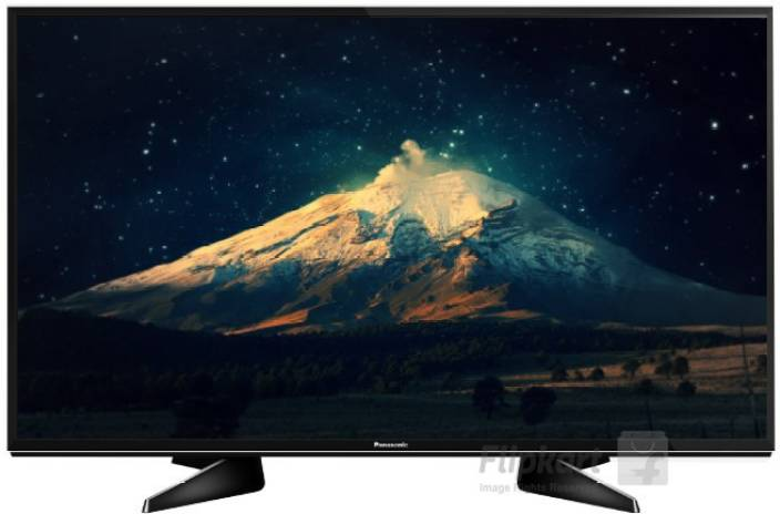 46abf4e8be24cd Panasonic 108cm (43 inch) Ultra HD (4K) LED Smart TV (TH-43EX600D)