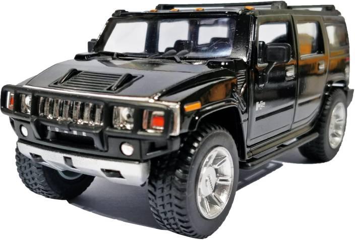 Jack Royal Die cast Metal Big Hummer SUV Car