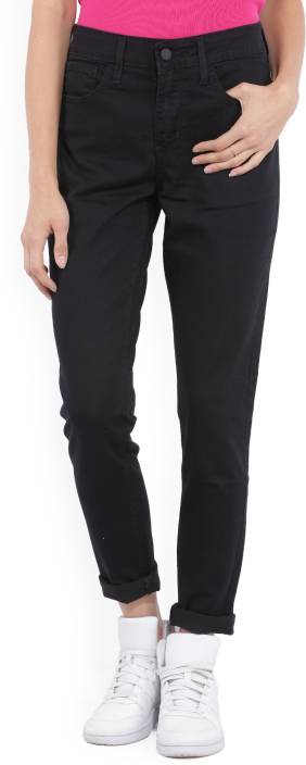 Levi's Skinny Women's Black Jeans