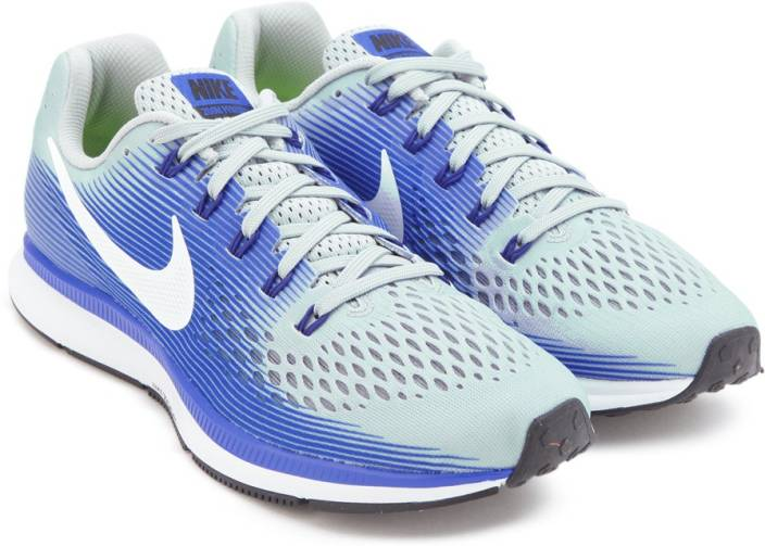 75a15ed201537 Nike AIR ZOOM PEGASUS 34 Running Shoes For Men - Buy WOLF GREY ...