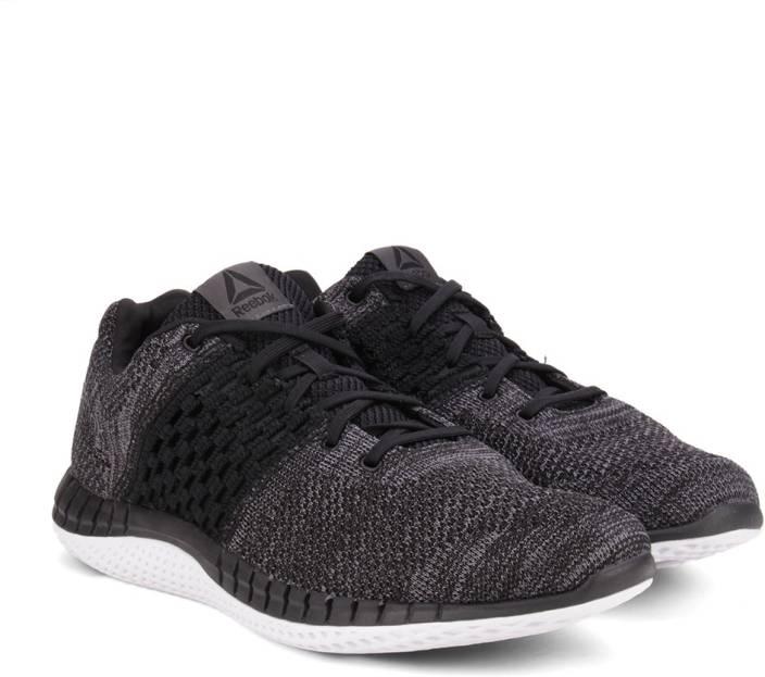 052ce20068d REEBOK ZPRINT RUN CLEAN ULTK Running Shoes For Men - Buy BLACK COAL ...