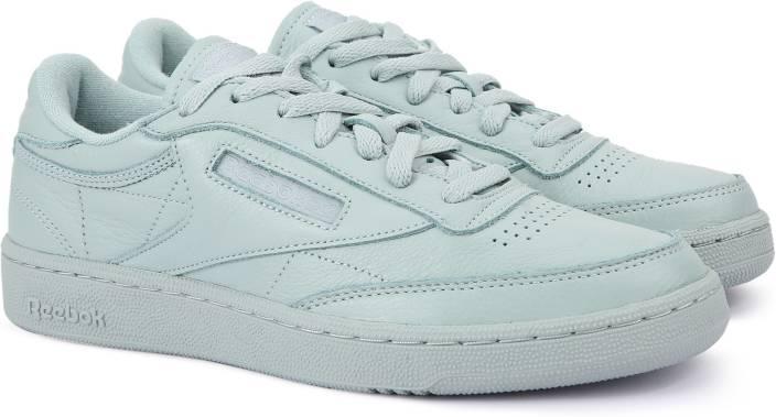 7653901ce REEBOK CLUB C 85 ELM Sneakers For Men - Buy SEASIDE GREY Color ...