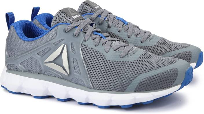 Reebok Men S Hexaffect   Mtm Running Shoe Blue