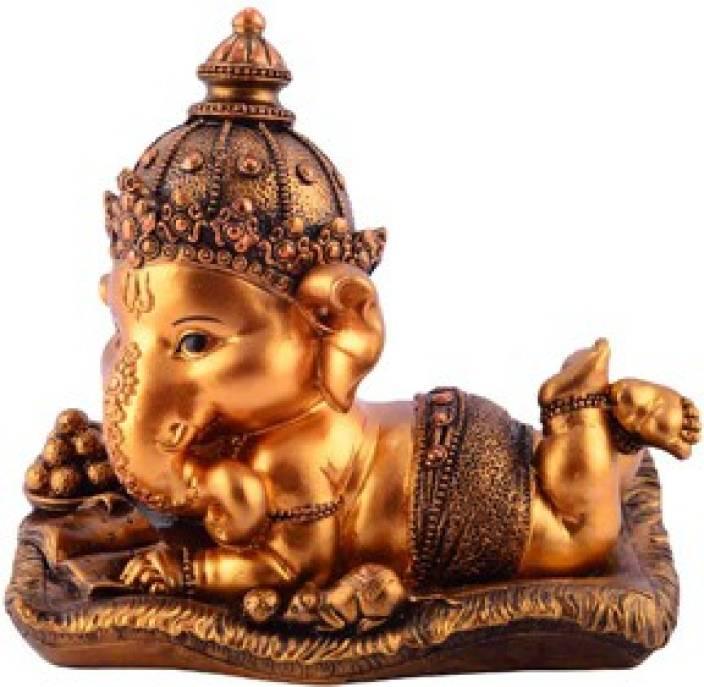 Japson Beautiful And Elegant Ganesh Ji Ganesha Idol For Car