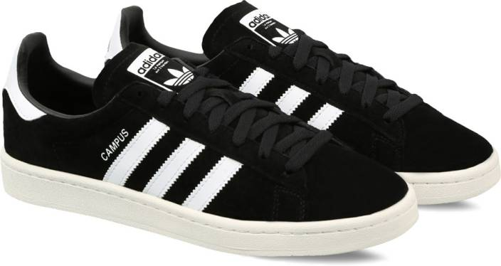 fc46bc8814dd ADIDAS ORIGINALS CAMPUS Sneakers For Men - Buy CBLACK FTWWHT CWHITE ...