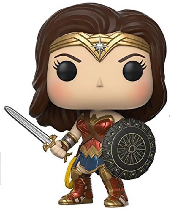 Funko POP Movies: DC Wonder Woman POP Movies: DC Wonder