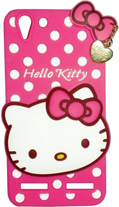 low priced ba414 73f24 NIK TECH ONLINE Back Cover for Hello Kitty Lenovo Vibe K5 Plus