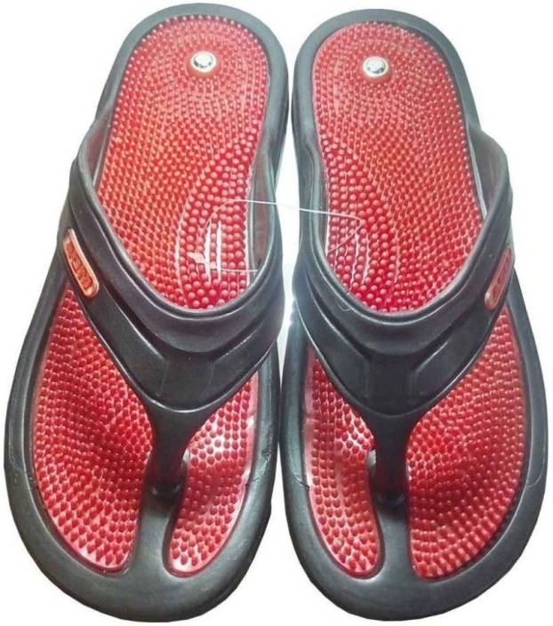 11af6f2ef9fa ACUPRESSURE Slippers - Buy ACUPRESSURE Slippers Online at Best Price - Shop  Online for Footwears in India