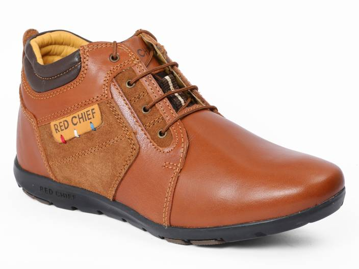 Red Chief Brown Casuals For Men
