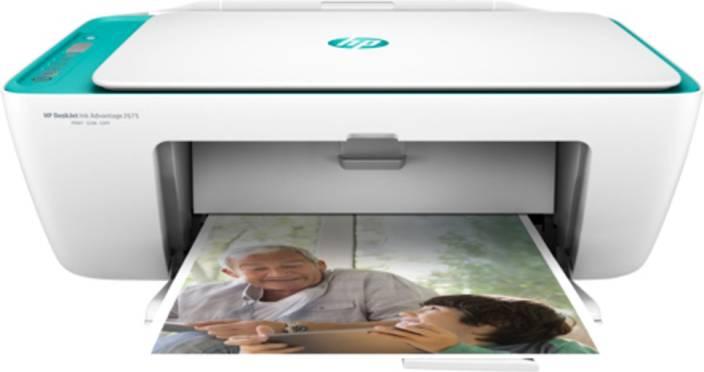 HP 2675 Multi-function Wireless Printer