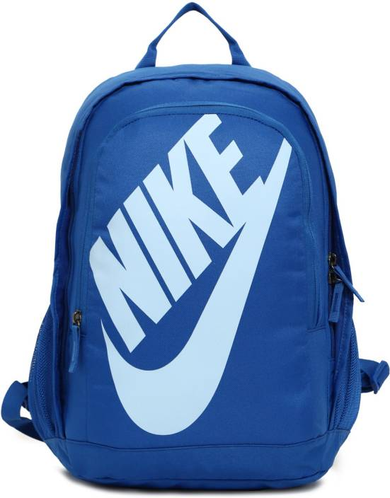 a009b46039 Nike Hayward Futura Blue 25 L Backpack Blue - Price in India ...