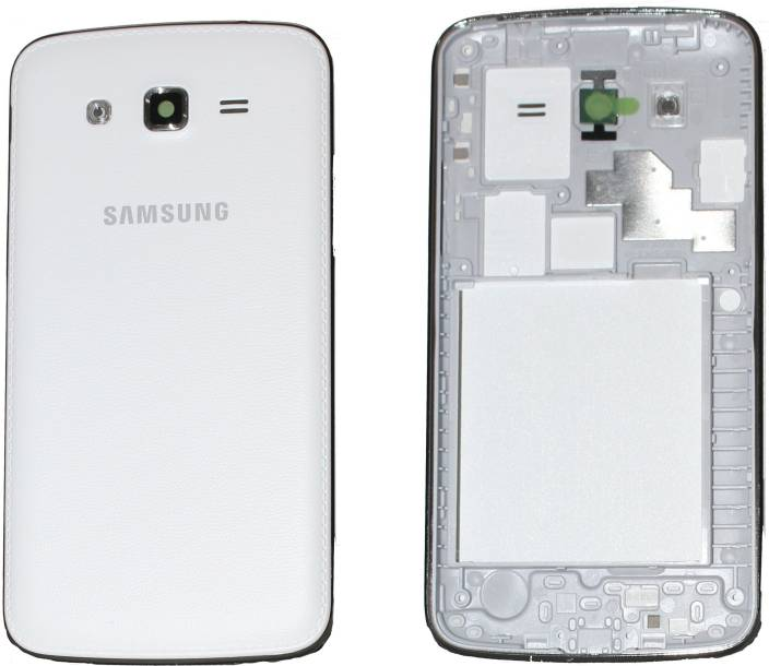 Comate Samsung Galaxy Grand 2 G7102/7105/7106 Replacement Body Housing Full Panel (White)
