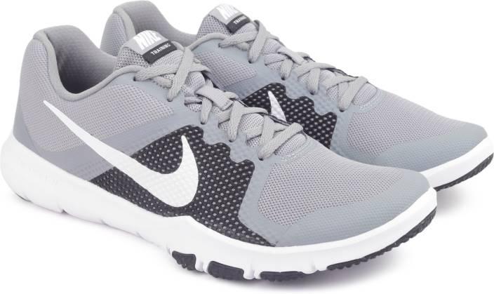 bc50b2b46db16 Nike FLEX CONTROL Training Shoes For Men - Buy STELTHWHITE Color ...