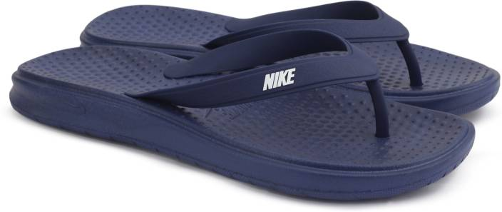 new styles 38189 9f308 Nike SOLAY THONG Flip Flops - Buy BINARY BLUE WHITE Color Nike SOLAY THONG Flip  Flops Online at Best Price - Shop Online for Footwears in India   Flipkart.  ...